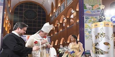 imagem do Bispo Dom Onécimo Alberton