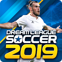 Dream League Soccer 2019 Mod Tiền