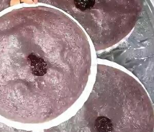Resep kue lumpur ubi ungu