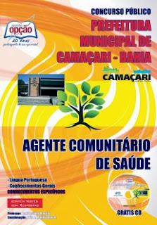 concurso Prefeitura de Camaçari - BA