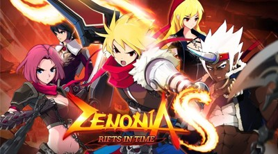 Zenonia S Mobile Game