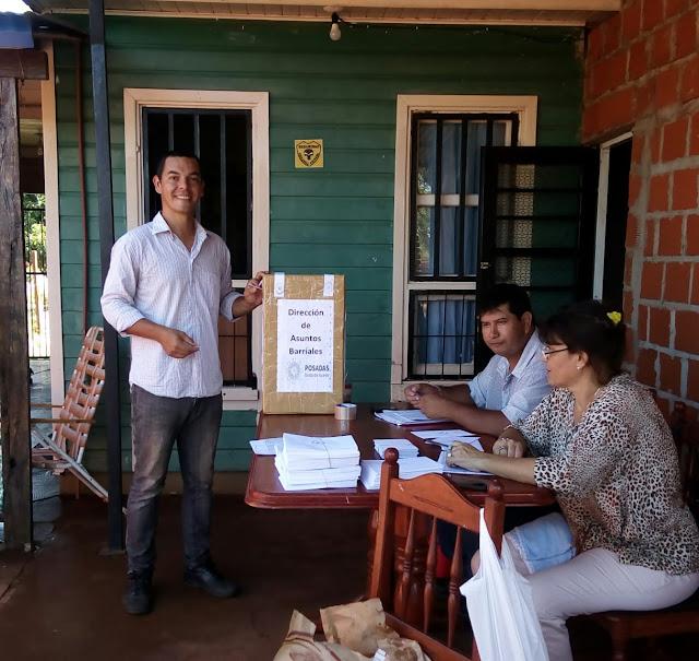 Tres barrios eligieron a sus comisiones vecinales