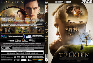 TOLKIEN – 2019 [COVER – DVD]