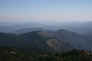 Une vue depuis le Mont Aigoual, jpeg