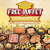 Sambokojin Free Buffet for 2019 Graduates
