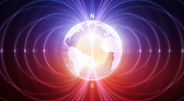 Το μαγνητικό πεδίο της Γης εξασθενεί και ενεργεί παράξενα
