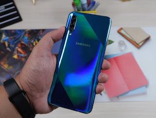 samsung galaxy a50s handphone samsung dibawah 3 jutaan