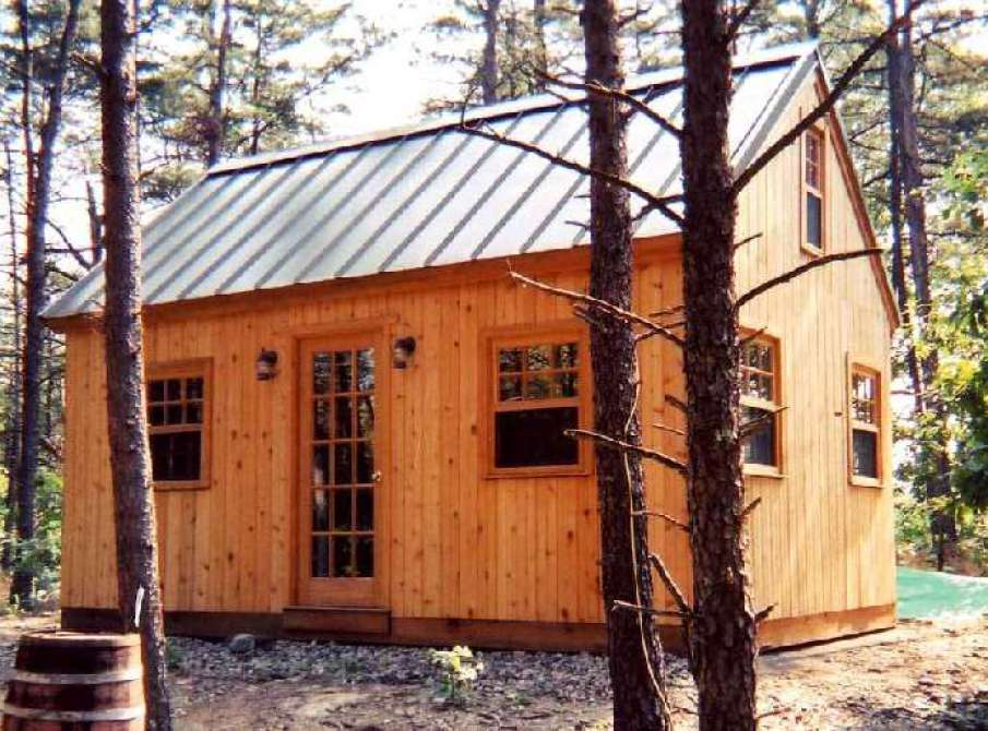 Offgrid Life 12 X 20 Tiny Cabin Kit 11 804 Cdn