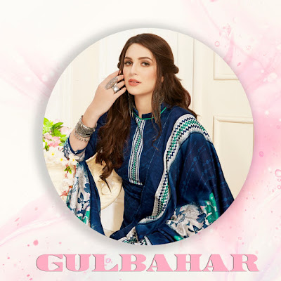 IB Nx Gulbahar Pashmina Collection Winter Woolen Collection