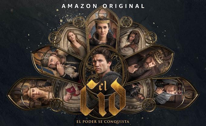Tráiler de 'El Cid' Temporada 2 - Serie Prime Video