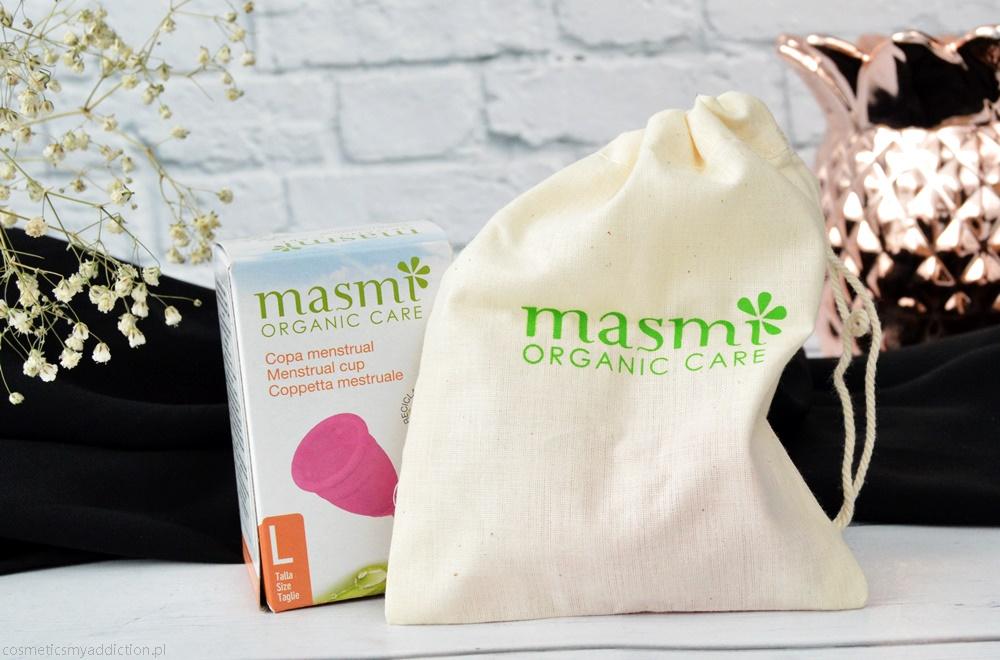 Kubeczek menstruacyjny Masmi i Selenacup