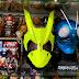 泡綿頭盔實作, (15-3) 假面騎士 Zero-One (Kamen Rider, Paper Craft, EVA Foam, Helmet)