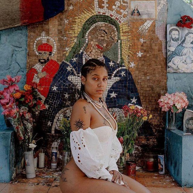 TOKISCHA LA MAS PERRI DE DOMINICAN REPUBLIC