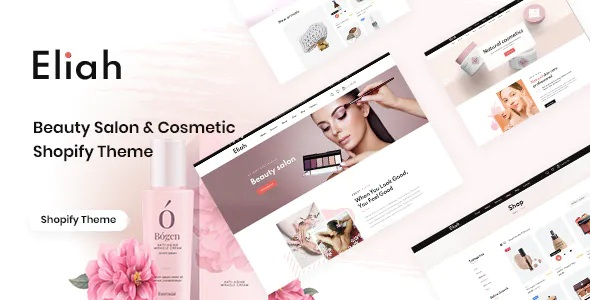 Best Beauty Salon and Cosmetic Shopify Theme