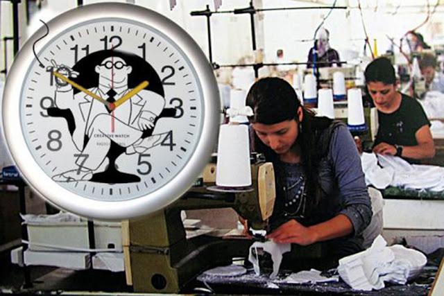 Kadınlar Gece Vardiyasında Daha Fazla Çalışabilecek