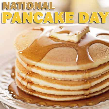 National Pancake Day Wishes Awesome Picture