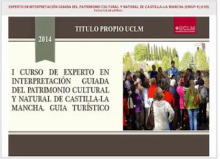 Título de Experto en Turismo de Castilla La Mancha