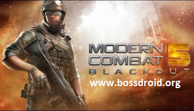 Cara Main Modern Combat MC 5 Offline di Android (Tanpa Internet)