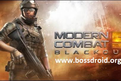 Cara Main Modern Combat MC 5 Offline di Android (Tanpa Internet dan WIFI)