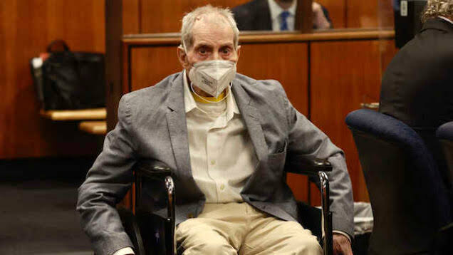 U.S Millionaire Robert Durst Convicted For Killing Best Friend