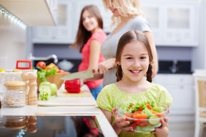 Jenis Nutrisi Anak yang Harus Didapatkan Si Kecil