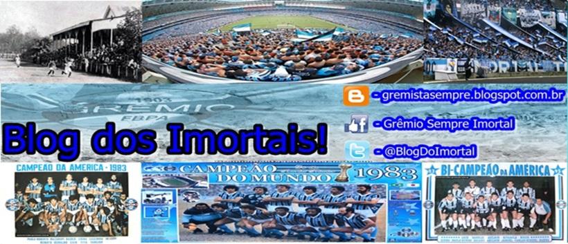 85de82d1ed8a0 Grêmio Imortal  ACABOU A TROVA - ELES ESTIVERAM SEIS VEZES NA ...
