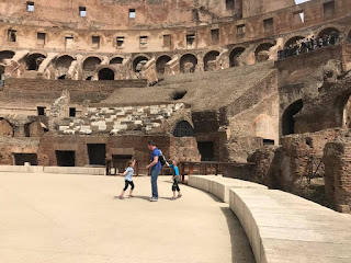 Colosseum with Kids