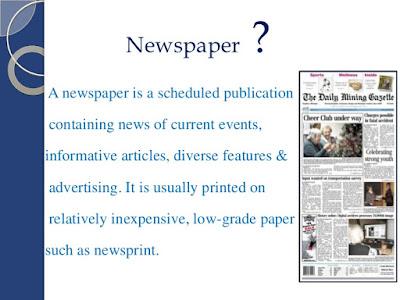 Perbedaan Artikel dengan Berita