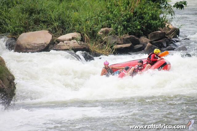 Rapid no. 1 – Overtime; the White Nile, Uganda