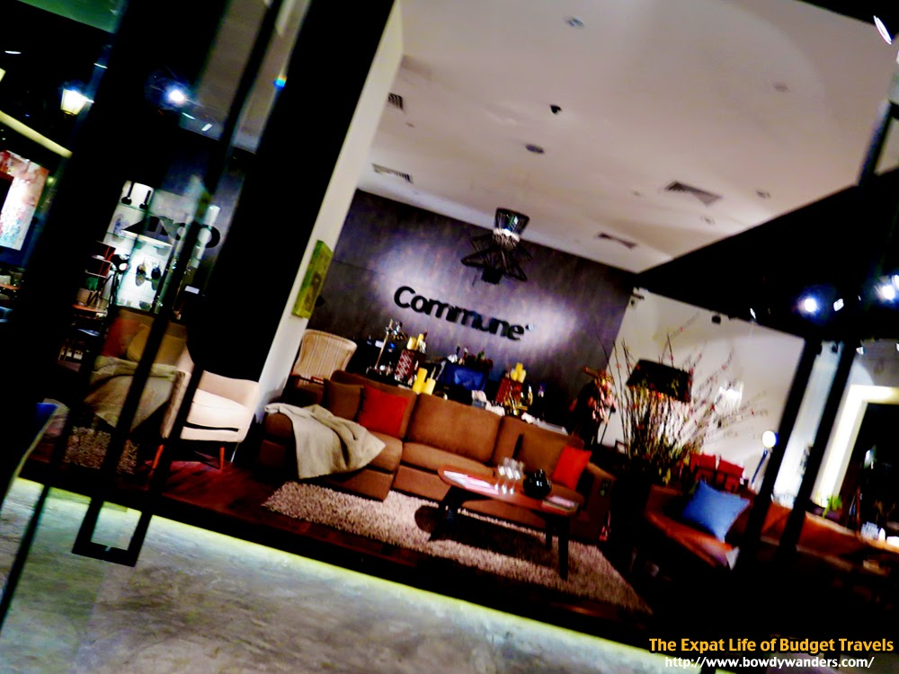 bowdywanders.com Singapore Travel Blog Philippines Photo :: Singapore :: Commune Café, Millenia Walk