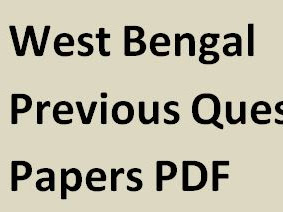 WBPSC Ward Master Old Question Papers Download and Syllabus 2019-20