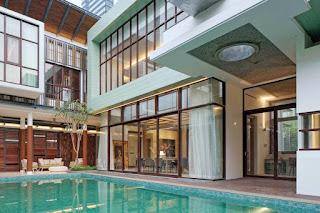 5 Desain Denah Rumah Mewah Lengkap Beserta Penjelasannya Terbaru