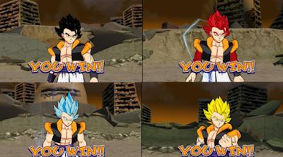 Dragon Ball Total Majin Chaos PPSSPP