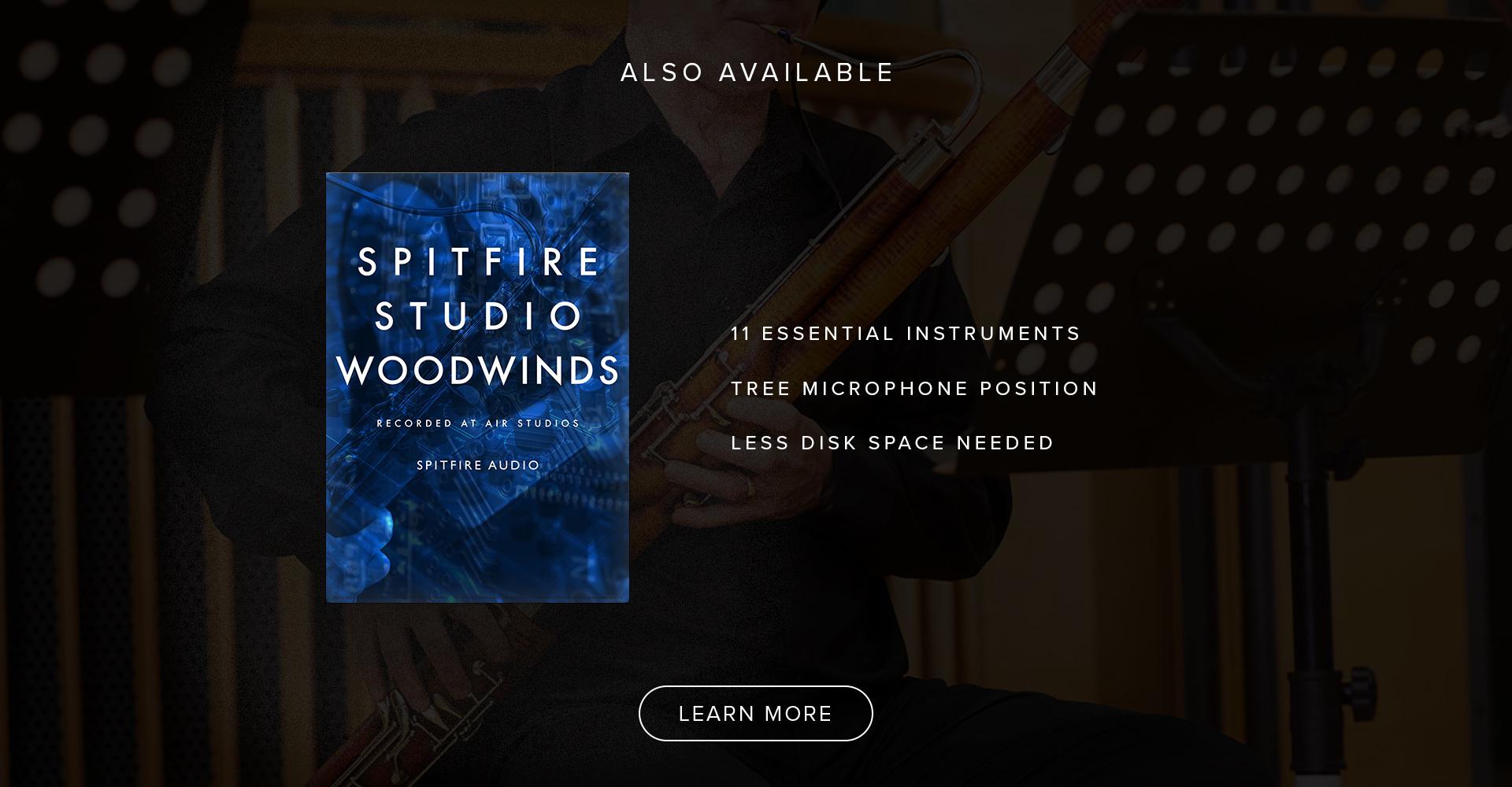 Spitfire Studio Woodwinds Professional Kontakt 5.6.8 Torrent Download