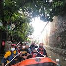 Uhamka Sigap Bencana Banjir di DKI Jakarta