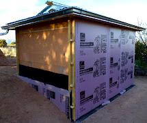Alt. Build Building House #7 Prepping Stucco