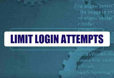 Limit Login Attempts WordPress Plugin