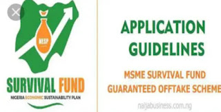 Survival Fund Updates: This is What To Do If Your CAC Number Wasn't Captured or Unverified
