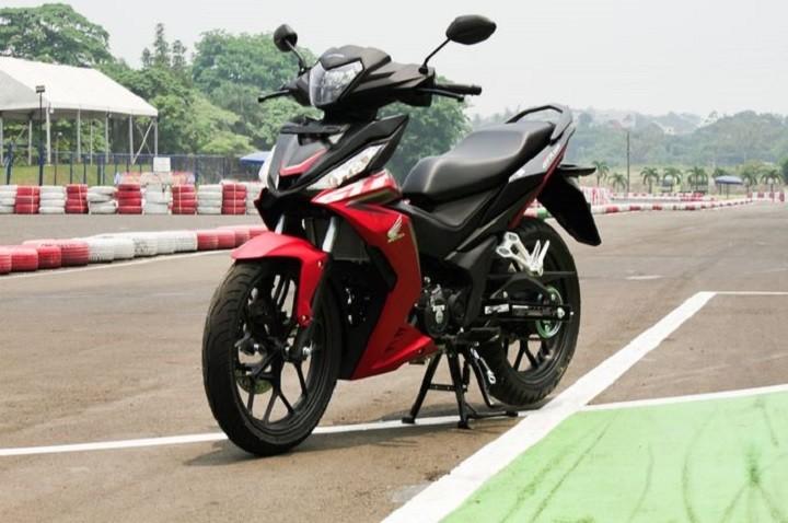 Harga Honda Supra GTR 150