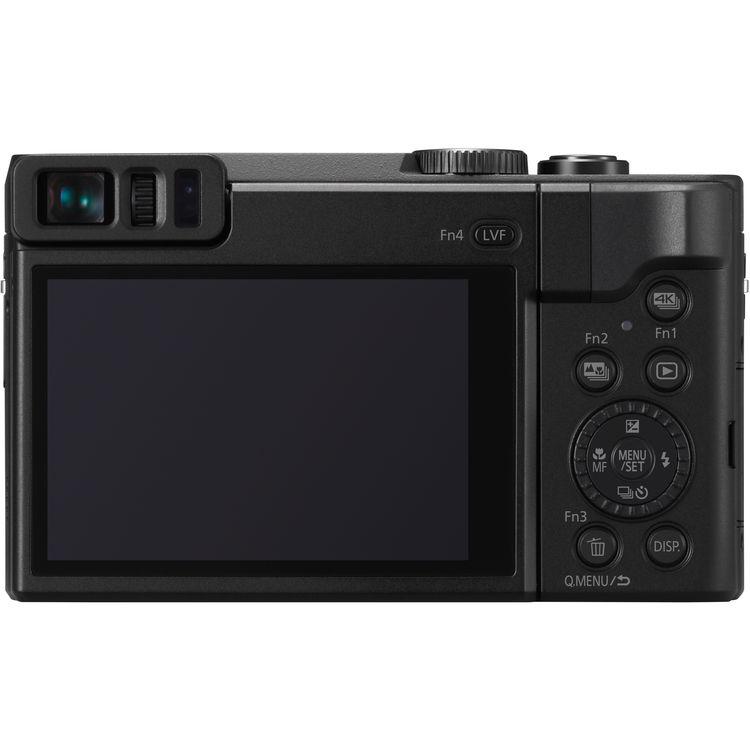Panasonic Lumix TZ90/ZS70, вид сзади