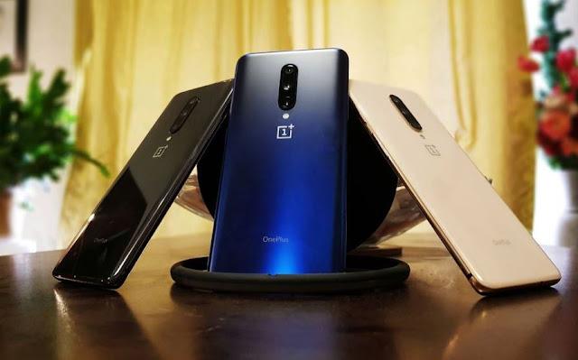 5 latest smartphones in year 2020