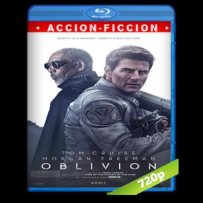 Oblivion El Tiempo Del Olvido (2013) BRRip 720p Audio Trial Latino-Castellano-Ingles 5.1