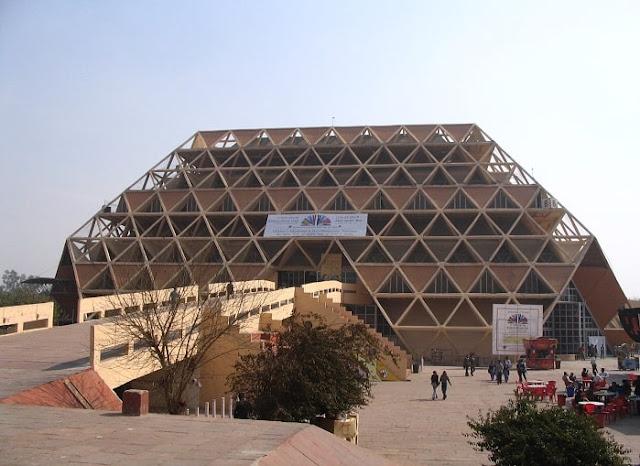 Pragati Maidan, Best Places to Visit in Delhi