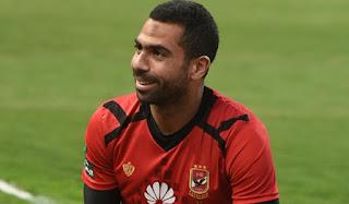 أحمد فتحي ضمن افضل اللاعبين فى دوري أبطال أفريقيا