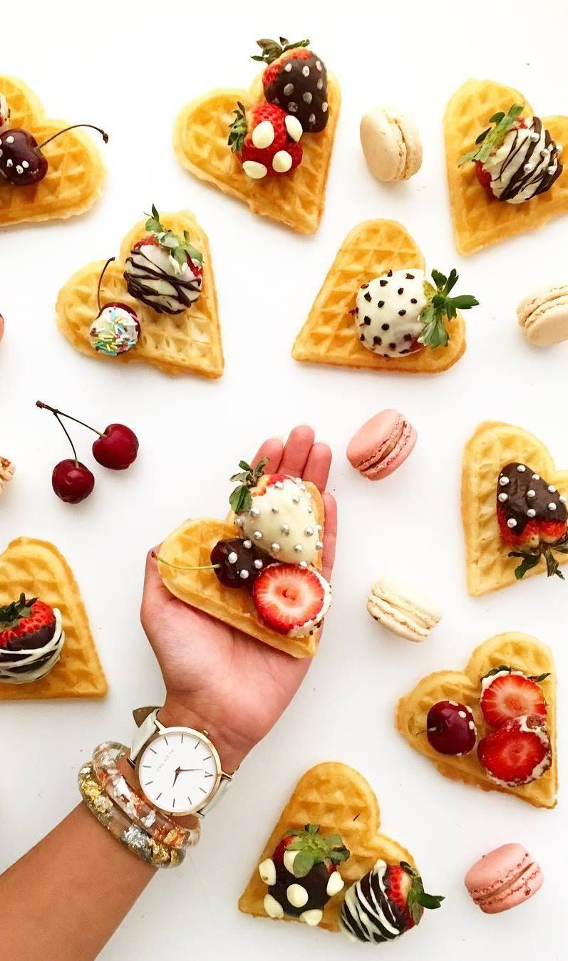 sweet snack recipe idea
