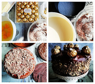 Фереро Роше - рецепта и начин на приготвяне