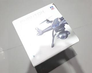 Drone AOSENMA CG003 1KM Wifi FPV HD 1080p 2 Axis Gimbal Camera New Sisa Stok