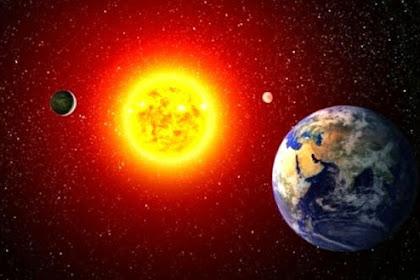 Hari Kiamat Semakin Dekat, Ilmuwan NASA Akui Matahari Akan Terbit Dari Barat