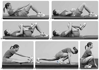 """""""Ejercicios de fortalecimiento de espalda"""""""
