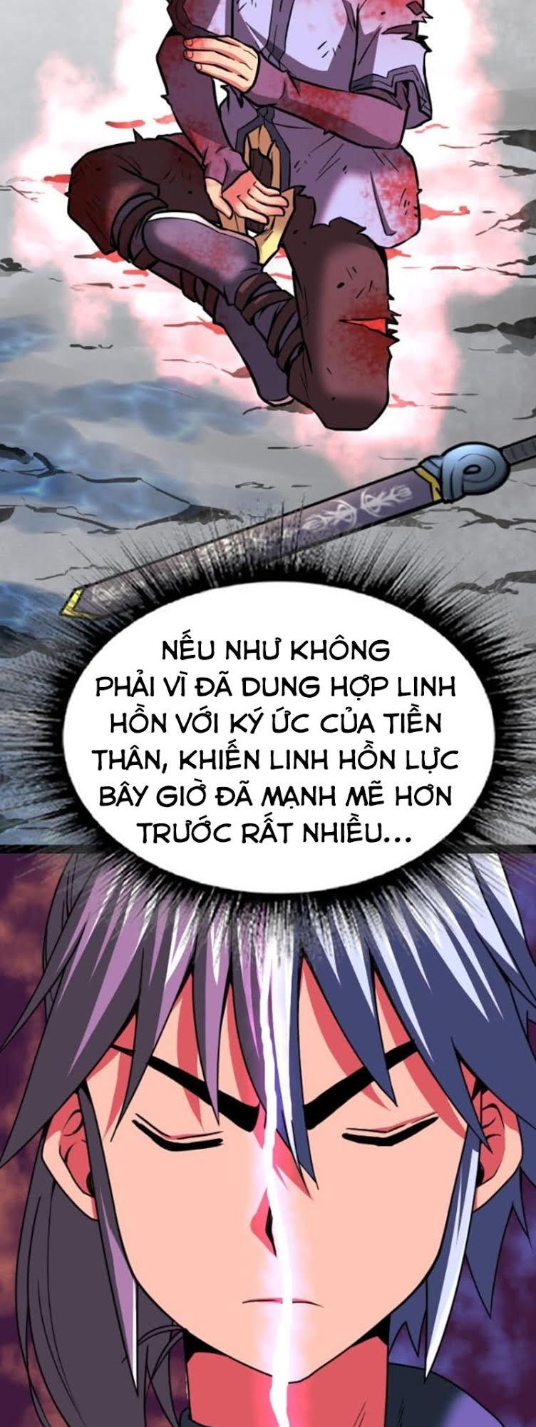 Kiếm Thần Tuyệt Thế chap 52 - Trang 17